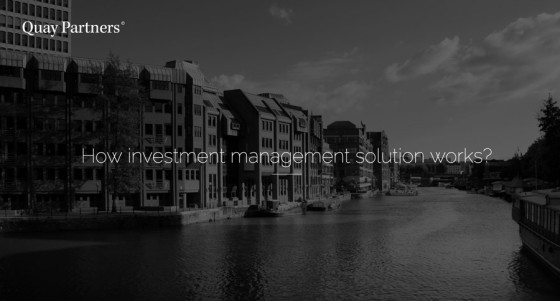 how investment management solution works